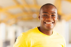 African man portrait Stock Images