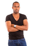 African man Stock Photo