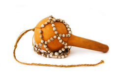 African maraca Royalty Free Stock Photography