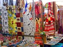 African Market Royalty Free Stock Photos
