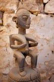 African Mask & artwork Royalty Free Stock Image