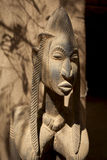 African Mask & artwork Stock Photography