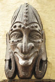 African mask face Royalty Free Stock Photos