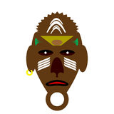 African mask. Stock Images