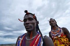 African men Royalty Free Stock Photos
