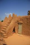 African mosque interior Royalty Free Stock Photos
