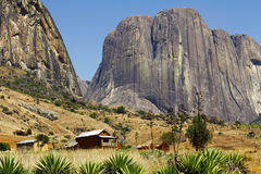 African Mountains, Andringitra National Park Stock Photography