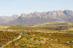 African mountains, Andringitra national park Stock Photo