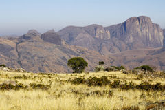 African mountains, Andringitra national park Stock Image