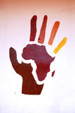 African murals - Pomerini - Tanzania - Africa Stock Photos