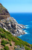 African ocean views Royalty Free Stock Photography