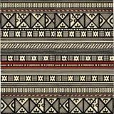 African ornament vector illustration