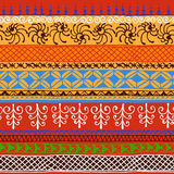African ornamental pattern Stock Image