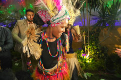 African party Stock Images