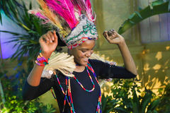 African party Royalty Free Stock Image