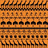African_pattern Stock Image