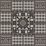 African pattern 58 Stock Photo