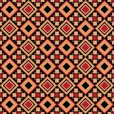 African Pattern vector royalty free illustration