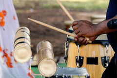 African percussion Stock Photos