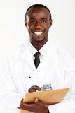 African pharmacist Stock Photos