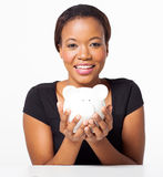 African piggy bank Stock Photo