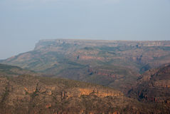 African plateau Royalty Free Stock Images