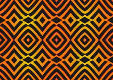 African Print fabric, Ethnic handmade ornament for your design, Ethnic and tribal motifs geometric elements. Vector afro texture. African Print fabric, Ethnic royalty free illustration