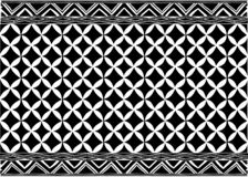 African Print fabric, Ethnic handmade ornament for your design, Ethnic and tribal motifs geometric elements. Vector afro texture stock illustration