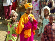 African religious fiests Royalty Free Stock Image