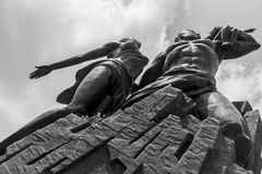 African Renaissance Monument Stock Image