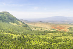 African Rift , Kenya Royalty Free Stock Images