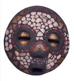 African ritual mask Royalty Free Stock Photos