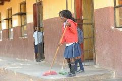 African School children Royalty Free Stock Image