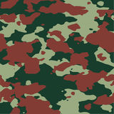 African seamless camo. African red and green seamless camo Royalty Free Stock Photo