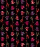African Seamless Tile Stock Photos