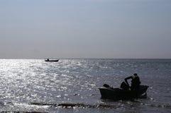 African seas Stock Image