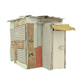 African shack Royalty Free Stock Photos