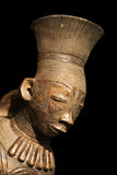 African statue Royalty Free Stock Photography