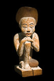 African statue Royalty Free Stock Images