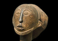 African statue Royalty Free Stock Photos