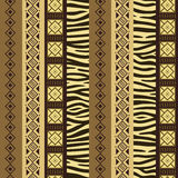 African stile background Stock Photos
