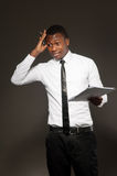 African student Stock Images