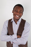 African student Royalty Free Stock Image