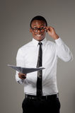 African student Royalty Free Stock Photography