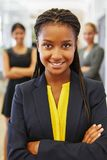 African student as apprentice Royalty Free Stock Photography