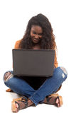 African student Stock Photo