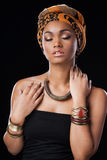 African style. Royalty Free Stock Image