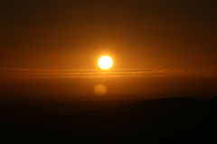 Free African Sunset Royalty Free Stock Photography - 17543327
