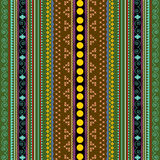 African texture. Background with traditional african design stock illustration