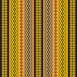 African traditional ornamental fabric texture Royalty Free Stock Photos